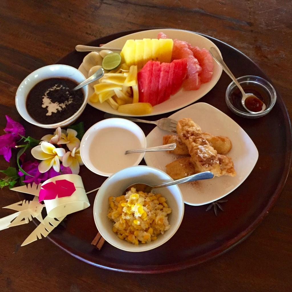 dessert at bumbu bali