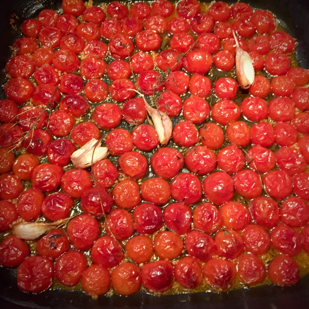 tomatoes after