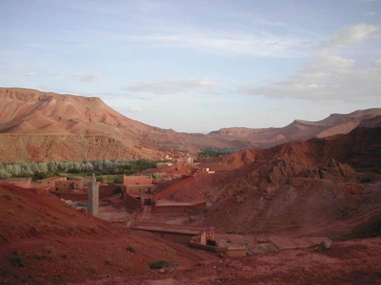Dadès Valley