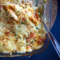 Macaroni and Cauliflower Bake With Two Cheeses by Gordon Ramsay
