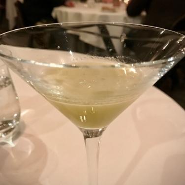 celery – apple – grape