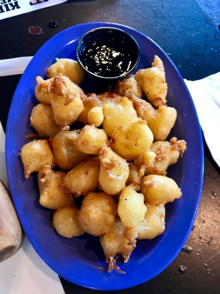 Fried Cheese Curd