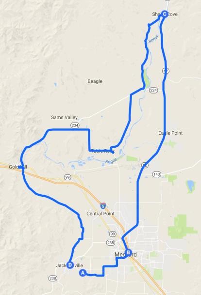 route 13 Medford