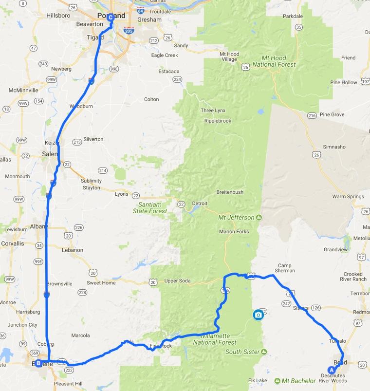 route 16 Portland 1