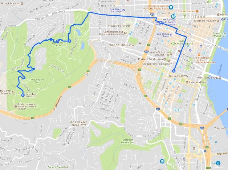 route 16 Portland 3