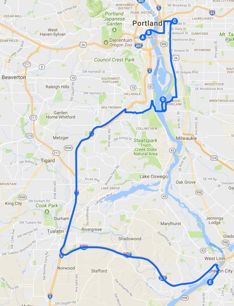 route 16 Portland 6