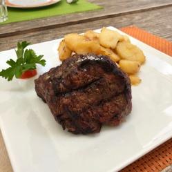 Fillet Steak @Los Aljibes