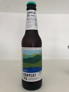 Complot IPA by Damm